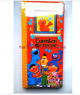 Commercial Kids Book Printing Cmky Personalized Picture Board Books